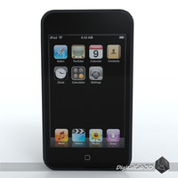 3d ipod touch 1st
