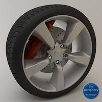 Sport Wheel 01