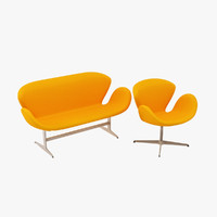 Swan Seat & Sofa