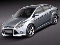 Ford Focus 2011 sedan