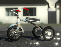 fbx tricycle