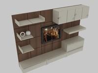 maya tv cabinet