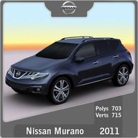 3ds max 2011 nissan murano