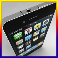 Low cost High Def Iphone 4G Black & White