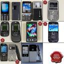 Nokia E51 3D models