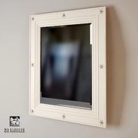 mirror chelini 3d model