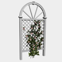 3d model nantucket trellis