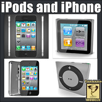 New iPods and iPhone Collection