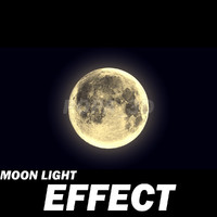 moon light effects 3d max