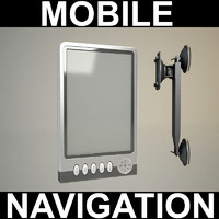 3ds max mobile navigation
