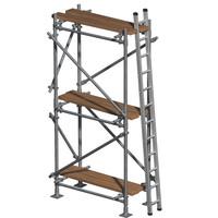 maya modular scaffold