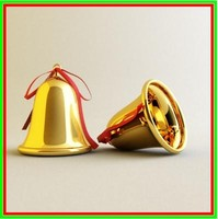3d model modeled bells