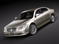 max buick lucerne 2009