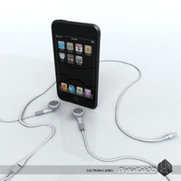Ipod Touch 1st gen with Earphones