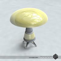 3d model lamp shade