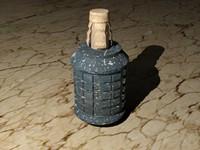 maya grenade bomb
