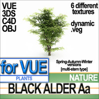 Black Alder Tree Aa [.veg dynamic]