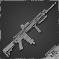 Ar15 Tactical Rifle