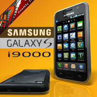 Samsung Galaxy S I9000 Android Phone