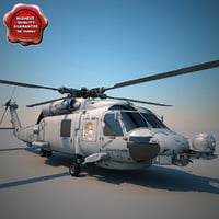 max sikorsky sh-60 seahawk v3