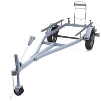 trailer jet ski 3d model