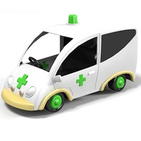 ambulance car vehicle toy kid children game play