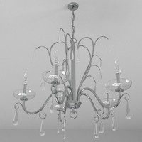 Contemporary chandelier 5