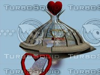 church heart 3d 3ds