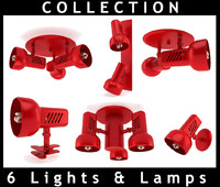 6 Lights and Lamps collection - 1