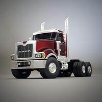 usa titan 3d model