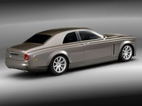 rolls royce phantom coupe 3d model