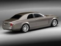 rolls royce phantom coupe 3d model