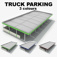 max covered truck parking
