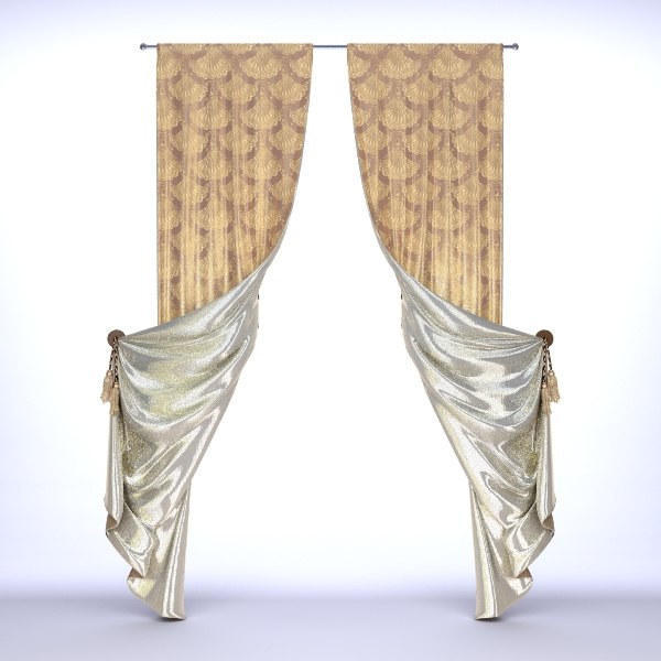 Classical Curtains - 2