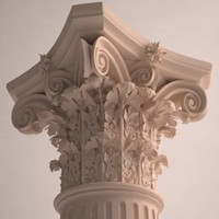 corynthian column