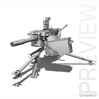 40mm Grenade Machine Gun GMG