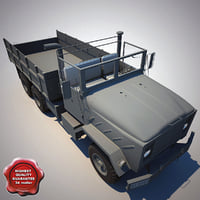 M923 A1 Cargo Truck V10