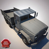 M923 A1 Cargo Truck V6