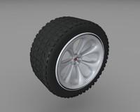 tire rim c4d free