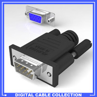 VGA Connector Male/Female