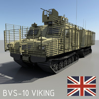 armoured viking 3d max