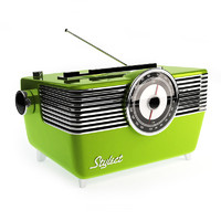 obj fifties vintage radio
