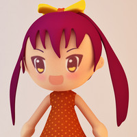3d doll