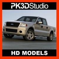 f-150 2008 custom 3ds
