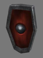 3dsmax fantasy shield