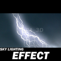 sky lighting effect