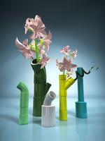 vase pipe 3d c4d