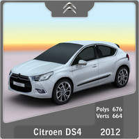 2012 Citroen DS4