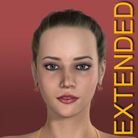 3ds max extended alesia body