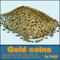 gold coins max